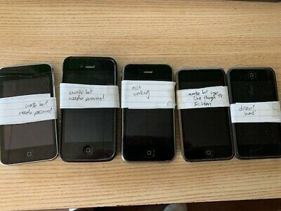 $ CDN150 • Buy Iphones Scrap Lot 14 Of Them