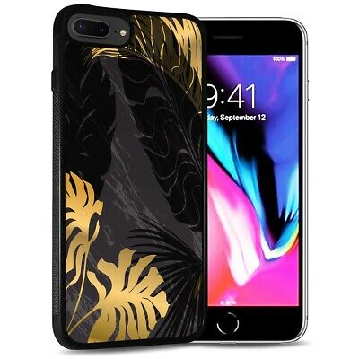 AU9.99 • Buy ( For IPhone 6 / 6S ) Back Case Cover PB12685 Palm Marble