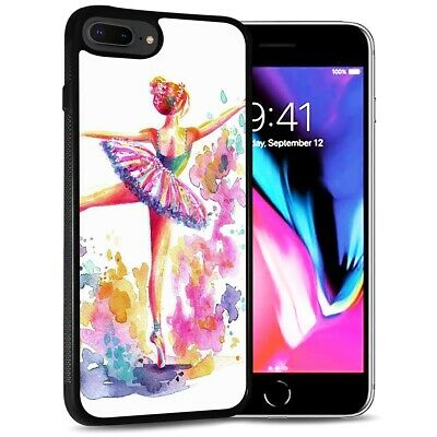 AU9.99 • Buy ( For IPhone 6 Plus / 6S Plus ) Back Case Cover PB12866 Ballet Girl