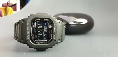 View Details Casio G-shock Watch Gw-m5610-1ber • 50.00£