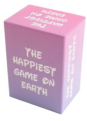 AU34.99 • Buy The Happiest Game On Earth: Unofficial Cards Against Humanity, Cards For Bogans