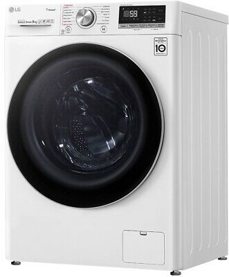 AU888 • Buy SYDNEY ONLY | LG 9kg Front Load Washing Machine WV7-1409W