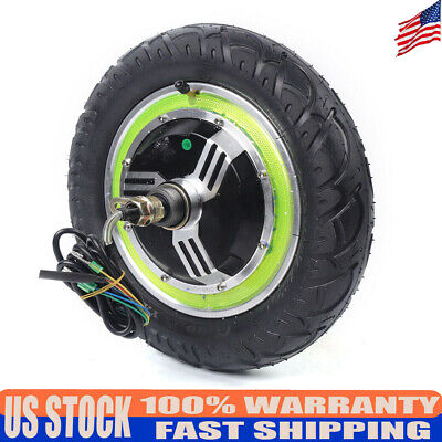 $103.32 • Buy Brushless Gear Hub Motor E-Bike Scooter For Electric Bicycle Conversion Kit 350W
