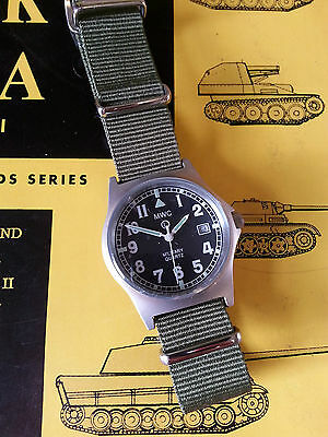 £69.99 • Buy MWC G10 LM Military Watch Olive, Date,  50m Water Resistance NEW BOXED