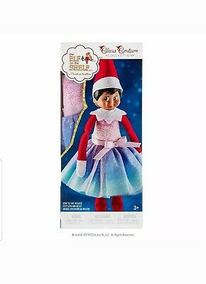 AU23.02 • Buy NEW Elf On The Shelf Claus Couture Collection Pastel Polar Princess