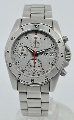 Limited Edition Eterna 911 Automatic Chronograph Watch • 1,250£