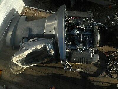 AU1 • Buy Yamaha Outboard 90 Hp  2 Stroke ,long Shaft Wrecking ,most Parts Available