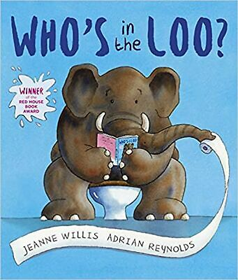 Who's In The Loo? New Paperback Book • 7.60£