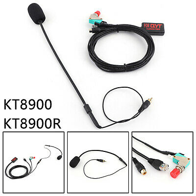 $ CDN89.97 • Buy Mini Car Radio Finger Big PTT Handsfree Microphone For QYT KT8900 KT8900R T3