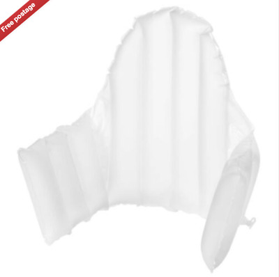£8.99 • Buy Ikea New ANTILOP Supporting Cushion, White