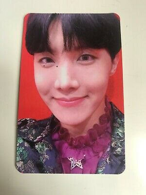 $17 • Buy BTS JHOPE Official PhotoCard Love Yourself: ANSWER Version S