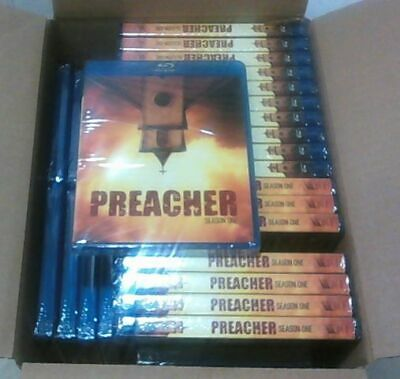 $ CDN1.88 • Buy NEW LOT OF 40 Preacher Season One 3 Blu-ray Discs Set Bilingual $480