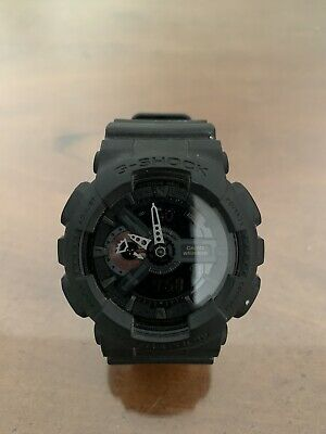 View Details Casio G-Shock GA110-1B Wrist Watch For Men • 31.00£