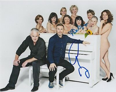 Gary Barlow/Debbie Chazen Signed The Girls 10x8 Photo AFTAL  • 29.99£