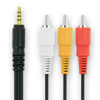 £12.90 • Buy Videocable For Toshiba Camileo S10 Camileo P30 Video Cable