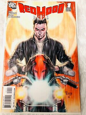 Red Hood: The Lost Days 1 Of 6, Dc Comics, 2010 • 3.49£