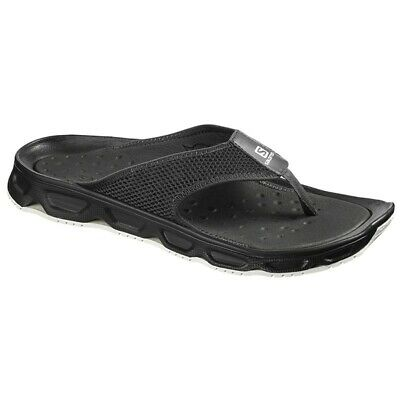 Salomon RX Break 4.0 Men's Flops, Black/Black/White • 39.83£