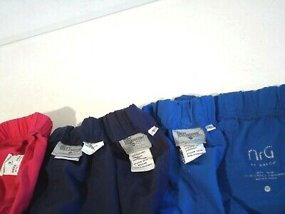 $30 • Buy Lot Of 5 Grey's Anatomy By Barco & Cherokee Womens Scrubs Pants Size Small Nurse