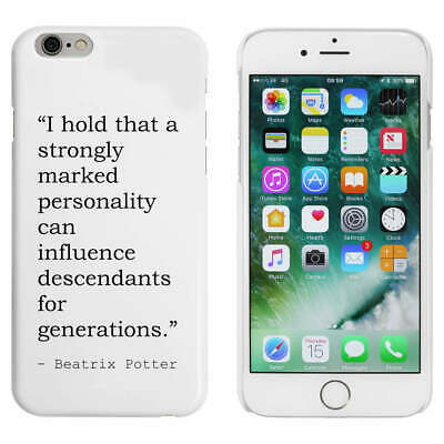 Quote By Beatrix Potter Mobile Phone Cases / Covers (MC283680) • 8.99£