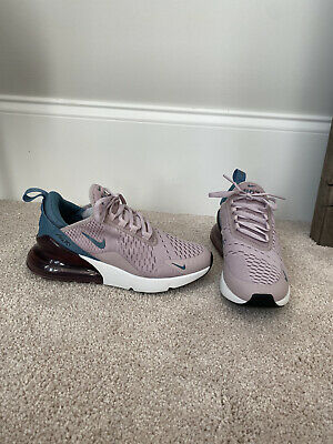 $81 • Buy Nike Air Max 270 Women's- Size 6- Pink Teal And Purple