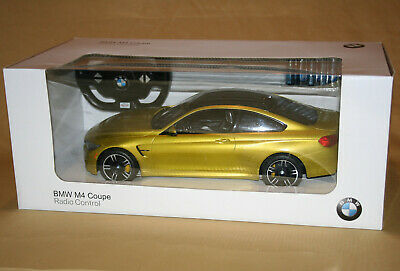 $25.08 • Buy BMW M4 Coupe RC Car - 1:14 Scale - Austin Yellow