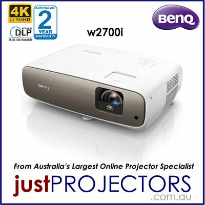 AU2799 • Buy BenQ TK850 4K UHD Home Projector From Just Projectors. 2 Year Aussie Warranty