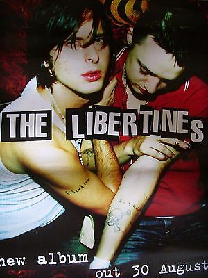 The Libertines Poster A3 Size 297x420mm - Buy2get1free - Free Uk Post (6) • 4.50£