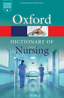 A Dictionary Of Nursing (Oxford Quick Reference) New Paperback Book • 6.84£