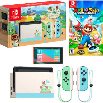 $ CDN431.15 • Buy 🔥NEW Animal Crossing: New Horizons Limited Edition 🔥Nintendo Switch Console🔥