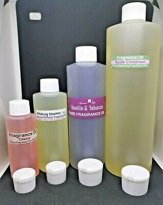 $4.99 • Buy Pure Scented Fragrance Oil For Burners & Humidifiers 100% Pure