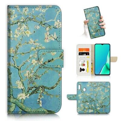 AU12.99 • Buy ( For Huawei Y7 2019 / Y7 Pro 2019 ) Case Cover PB23209 Blossoming Tree Van Gogh
