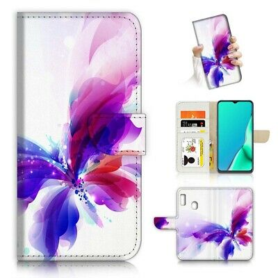 AU12.99 • Buy ( For Huawei Y7 2019 / Y7 Pro 2019 ) Case Cover PB23153 Purple Butterfly
