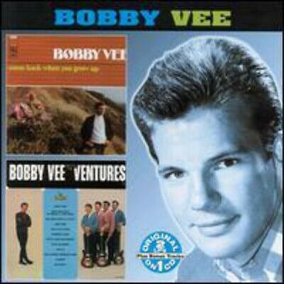 $10.78 • Buy Bobby Vee : Come Back When You Grow Up/Meets The Ventures Oldies 1 Disc CD
