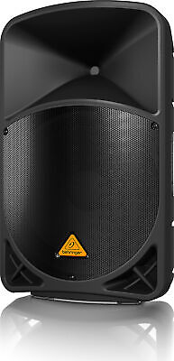$368.22 • Buy Behringer B115W 15  Powered Speaker 1000 Watt W/BT Connectivity