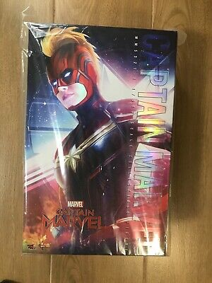 $265 • Buy INSTOCK Hot Toys MMS521 Captain Marvel Normal Version 1/6 Figure By EMS