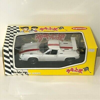 $ CDN249 • Buy New Rare Kyosho White Lotus Europa Special The Circuit Wolf 1:18 1/18 08152w