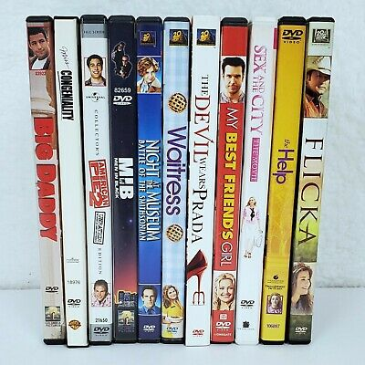 $ CDN31.28 • Buy Lot Of 11 DVDs Action Comedy Drama Pre-owned Excellent Condition