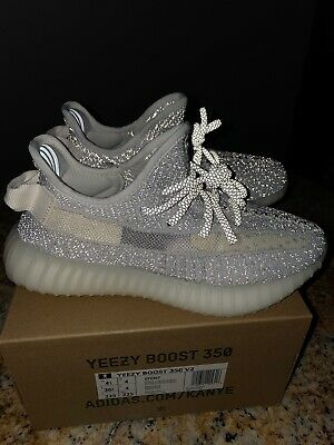$900 • Buy Adidas Yeezy Boost 350 V2 Static REFLECTIVE Size 4.5 100% Authentic