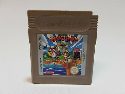 AU24.99 • Buy Wario Land: Super Mario Land 3 | Nintendo Game Boy |gb | Aus Release | Cart Only