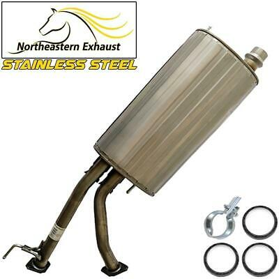 $212.03 • Buy Stainless Steel Exhaust Center Muffler Fits: 2001 - 2007 Toyota Sequoia 4.7L