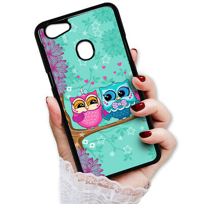AU9.99 • Buy ( For Oppo A73 ) Back Case Cover PB13062 Cartoon Owl