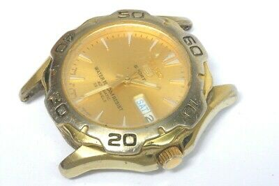 AU92.83 • Buy Seiko 7S36-00A0 Transparent Automatic Watch, Running , Movement 4x Signed  -8357