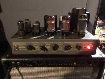 $ CDN720 • Buy Masco ME-36 Vintage Tube Guitar Amplifier Serviced & Ready With Video
