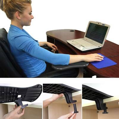 Computer Elbow Arm Rest Support Chair Desk Armrest Home Office Wrist Mouse Pad • 7.39£