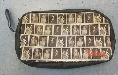Large Lee Cooper Calendar Girl Retro Wash / Toiletry/ Travel /Cosmetic Bag • 9.95£