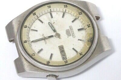 $ CDN35.97 • Buy Seiko7009-316A Automatic Watch Runs And Stops For Repairs Or Parts/restore -8386