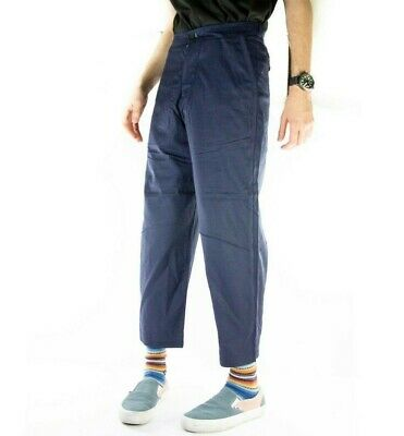 $64 • Buy New Levi's Made & Crafted Josh Peskowitz Indigo Cropped Wide Trousers Mens $328