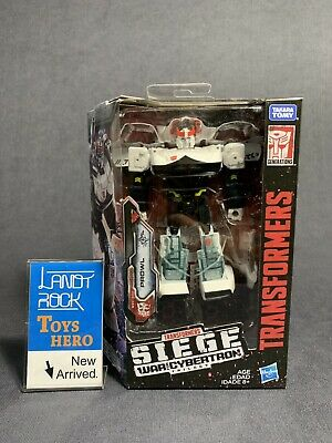 [Toys Hero] In Hand Transformers Siege War Deluxe Class WFC-S23 Prowl • 29.95£