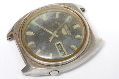 $ CDN36.63 • Buy Seiko 7009-8580-P Automatic Watch For Repairs Or Parts                     -8462