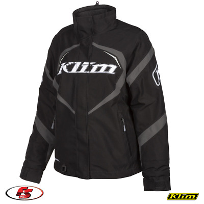 $ CDN402.15 • Buy New 2020 KLIM Spark Women's Jacket  Asphalt - XL Snowmobile Gore-tex Motorcycle